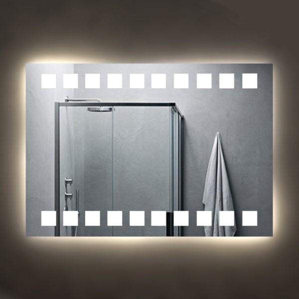 Square 100x70 cm